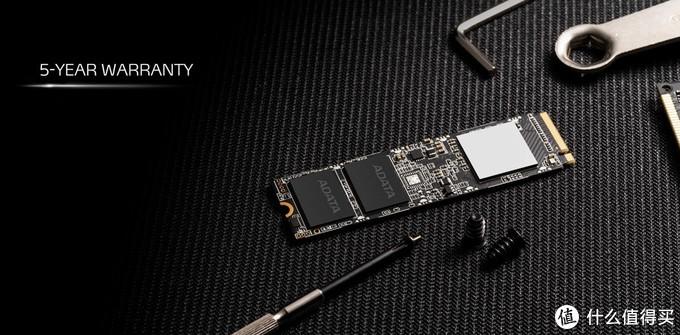最高2TB,读速3500MB/s:ADATA 威刚 发布 XPG SX8100 PCIe Gen3x4 SSD 固态硬盘