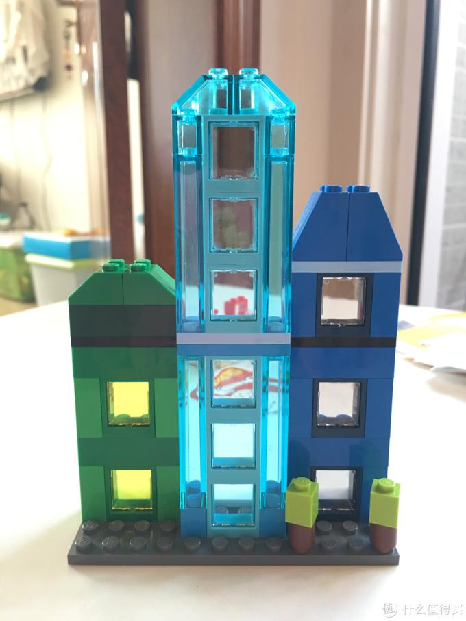 乐高10703——造房子必备的lego基础套装