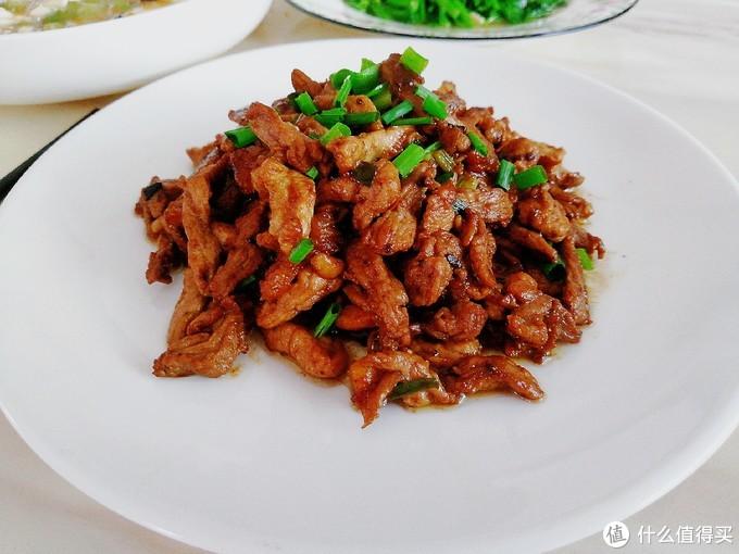 2个人3个菜,女儿1席话,寻常日子家常菜,柴米生活的简单幸福