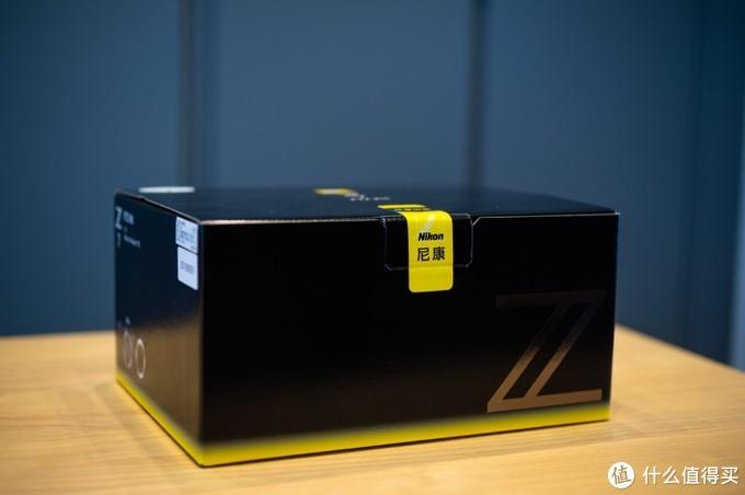 黑黄色的外包装,封条完好