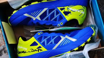 思卡帕 Spin旋风越野鞋外观展示(鞋面|鞋身|鞋舌|鞋带|鞋底)