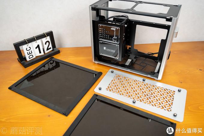 上大学之后,除了笔记本,或许我们还有更多选择——乔思伯A4 ITX机箱 装机评测