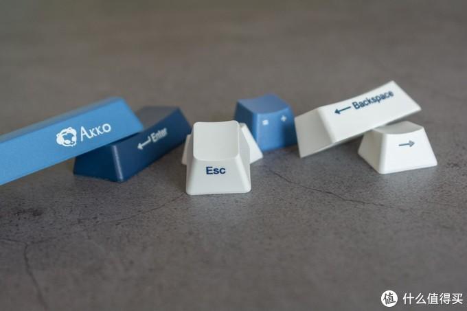 轻巧的小身材也能干大事,AKKO 3068海洋之星机械键盘浅测