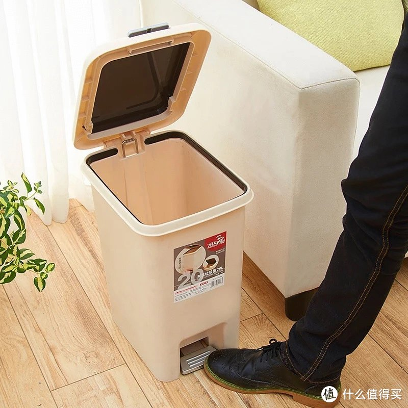 家用垃圾桶这样选,垃圾分类不用愁