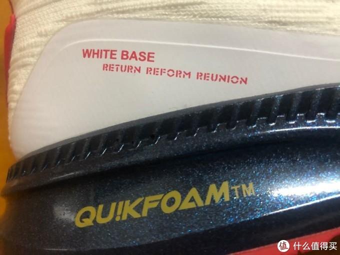361高达联名跑鞋—白色要塞版