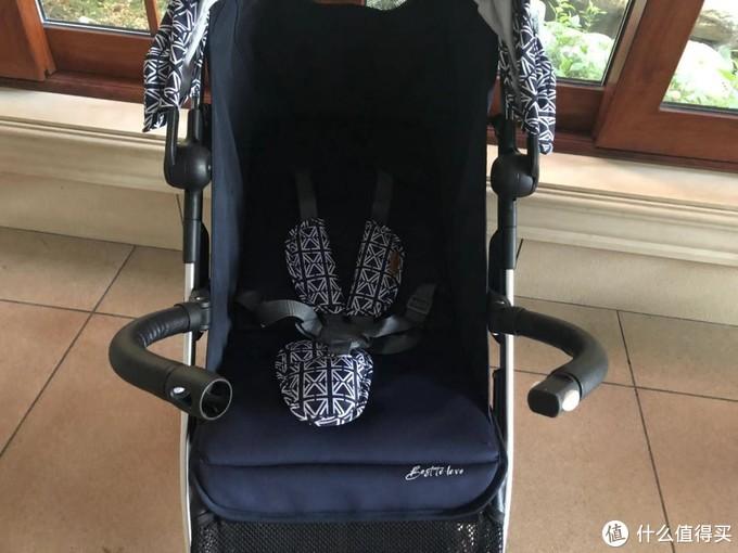儿子的第二辆座驾——ZBABY婴儿车使用评测