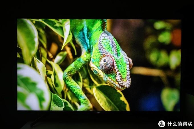 """索尼U8G图像模式设置为""""照片"""""""