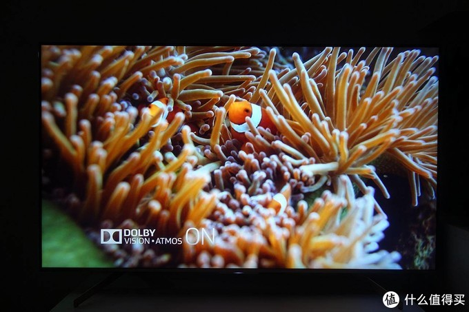 "Dolby Vision模式开启 索尼U8G图像模式设置为""Dolby Vision"""
