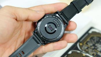 吉普智能全境界F02腕表使用总结(心率|功能|表盘|续航)