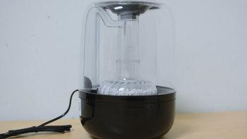 亚都 SC-S040加湿器外观展示(水箱|出雾口|加水口|底座|滤水芯)