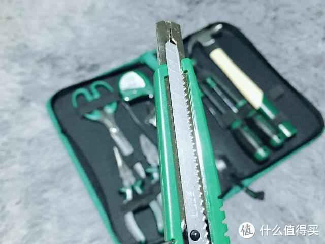 世达12件套家用基本工具评测体验,小工具大用处,居家好帮手!