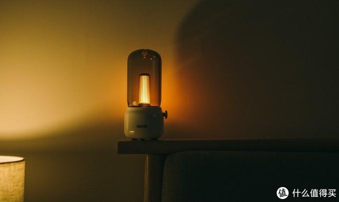 """「晒单」我中了""""十香软筋散"""",下毒的居然是一盏灯:Lofree 洛斐拾光灯"""
