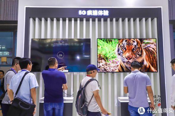 2019天翼智能生态博览会看点十足 三星电子5G最新成果抢眼