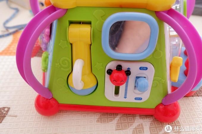 娃一直很爱玩的玩具-汇乐玩具快乐小天地体验分享