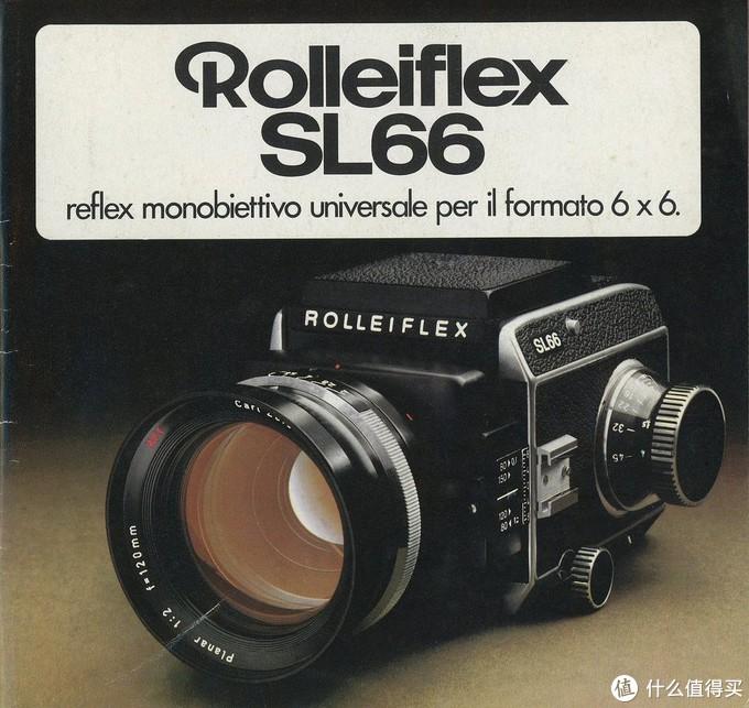 看起来很像Hasselblad 500系的SL66