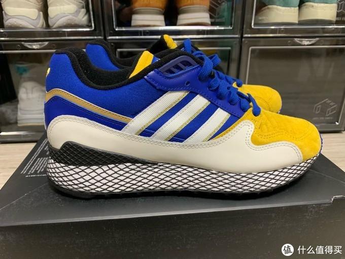Adidas ultra tech x 龙珠联名 贝吉塔