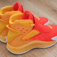 安踏ANTA 克莱·汤普森签名球鞋KT5使用总结(保护性|包裹性|缓震|鞋面)