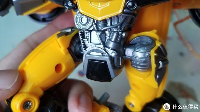 黑曼巴 大黄蜂合金放大版 变形金刚
