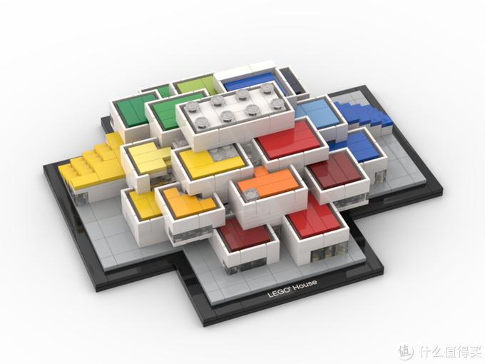 0 元入坑乐高建筑系列玩转虚拟搭建