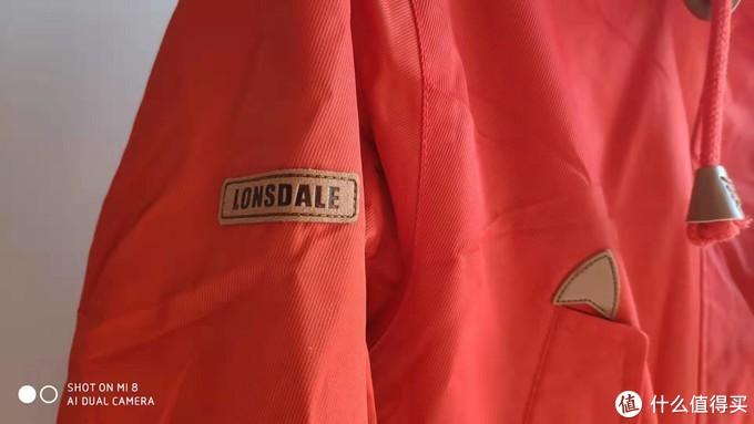 秋日里漂亮的极光红----龙狮戴尔女士三合一旅行夹克