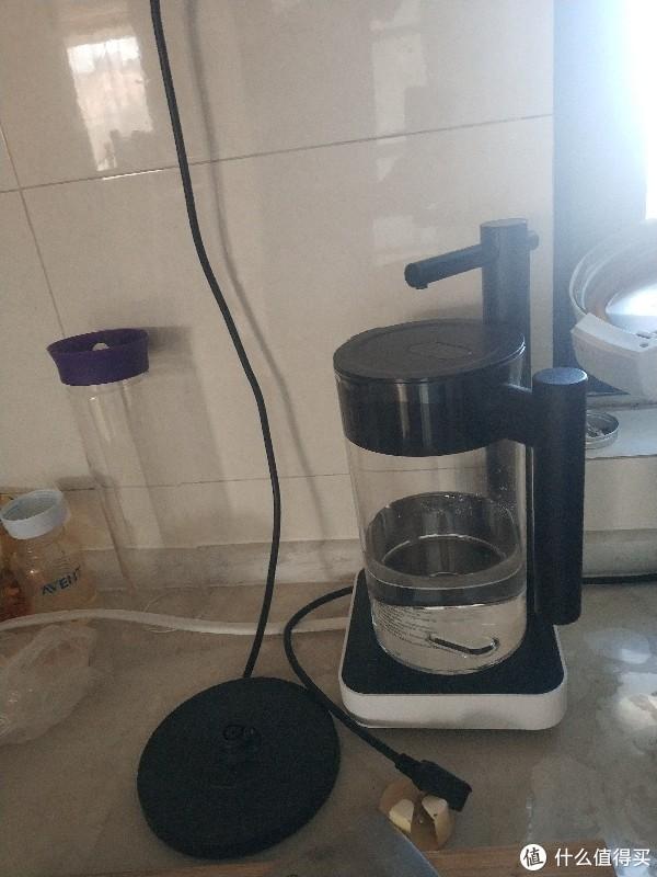 迟到晒单:美的厨下式净水器--禅意MRO1890-100G粗糙晒单