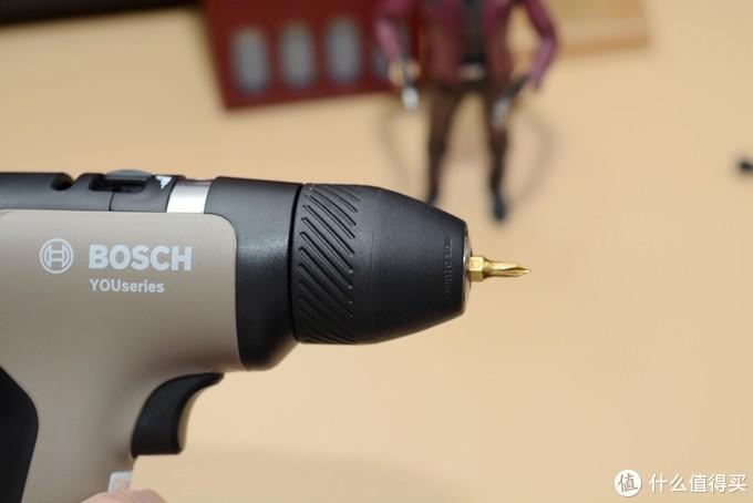 居家小帮手、男人的小棉袄,博世BOSCH悠系列手电钻众测体验