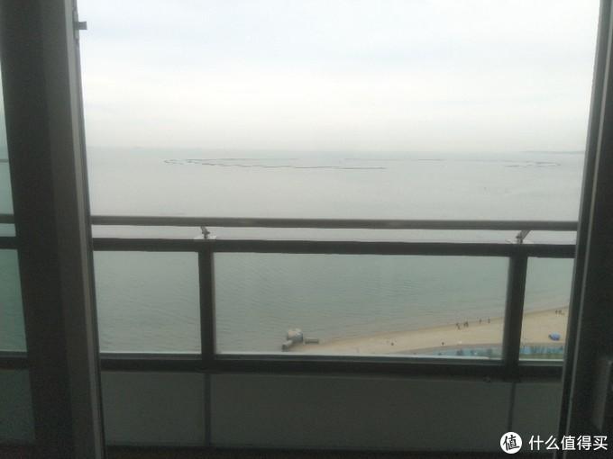 一线海景的酒店,除了三亚,秦皇岛也有!