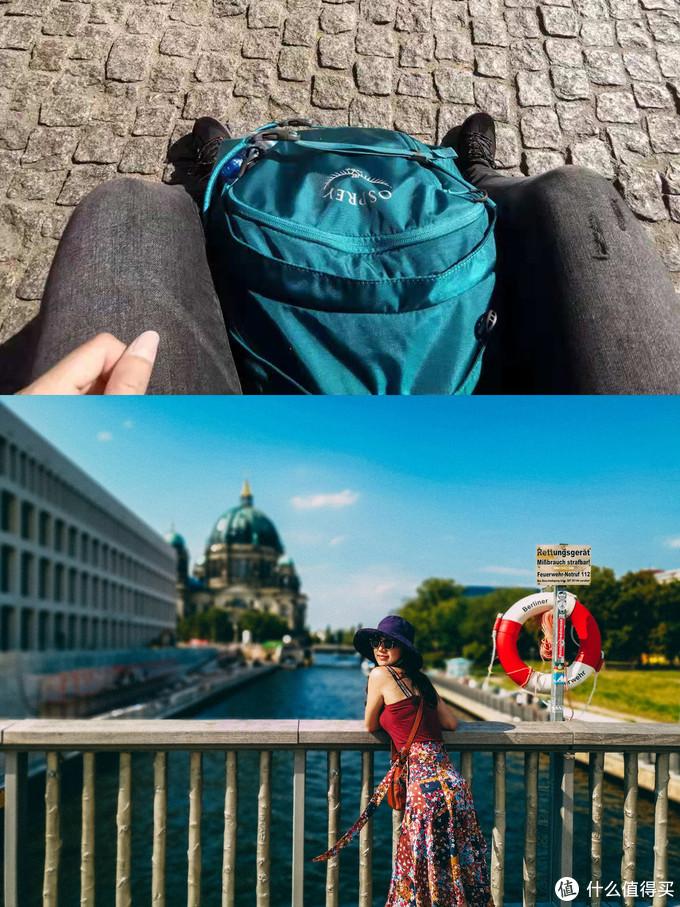 和女朋友带着【旅行家】在柏林🇩🇪