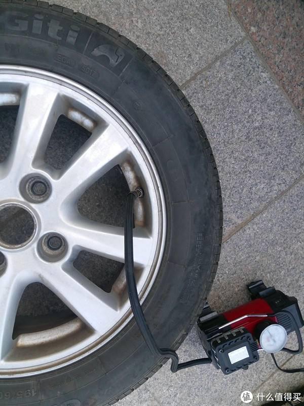 汽车轮胎撒气?自己10元搞定!