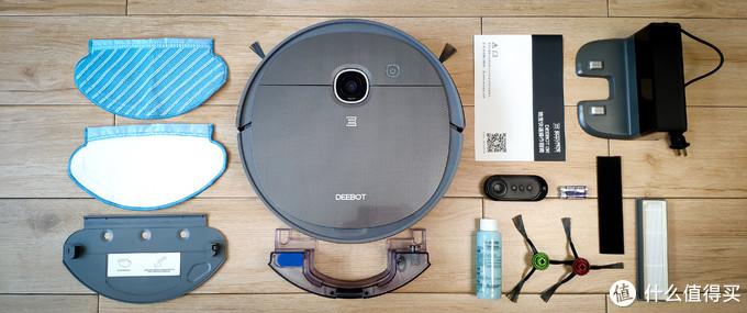 视觉导航扫地机好用吗? —— 科沃斯 DEEBOT N5 GO扫拖一体机器人试用