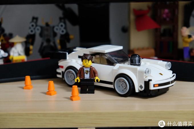 乐高也玩刷色换皮这一套?——LEGO 乐高 超级赛车系列 75895 保时捷911 Turbo3.0