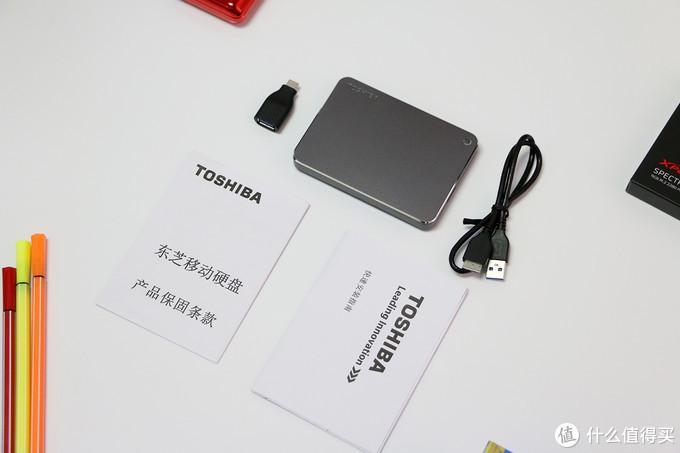 铝制金属外观,用移动硬盘玩大型3D游戏?东芝Canvio Premium体验