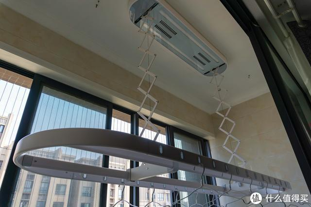 阳台改造大作战,Aqara智能电动晾衣机体验