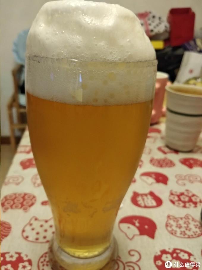 推翻绿皮国产鹅岛IPA老印象,口味合适,更值得推荐购买的新品鹅岛嘎嘎鹅轻盈IPA啤酒试饮小结