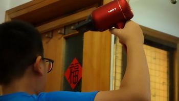 莱克电吹风使用体验(吸附环|进风口|按钮|风力|温度)