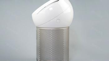 戴森Pure CoolMe多功能风扇外观展示(滤网|风机|进风口|开关机键|调节键)