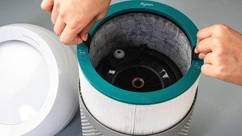 戴森Pure CoolMe多功能风扇使用体验(监测器|滤芯|设置|优点|缺点)