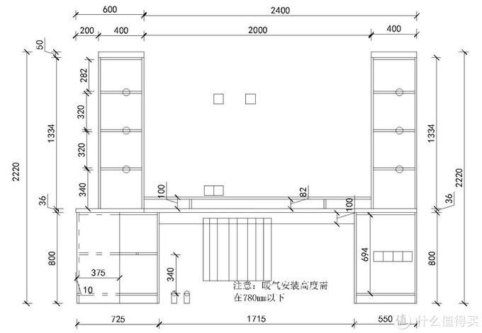 电脑桌区域布置及相关设备体验