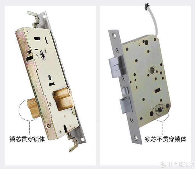 左:真插芯  右:假插芯