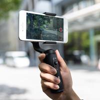 智云SMOOTH Q2手机稳定器使用体验(手感|功能|续航|优点|缺点)