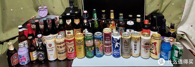 我喝过的百余款啤酒简评