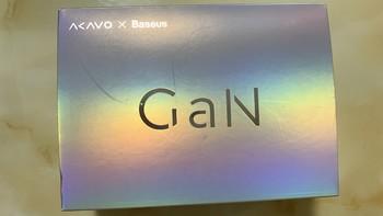 AKAVOxBaseus C915充电器外观展示(本体|充电器|外壳|面板|充电口)
