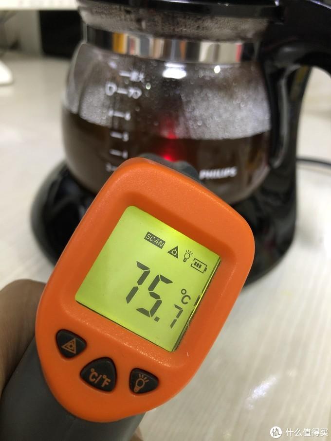 飞利浦(PHILIPS)咖啡机 家用滴漏式美式咖啡壶奇葩体验方式