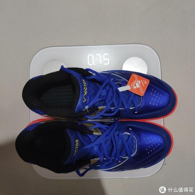 新鞋 750g 重