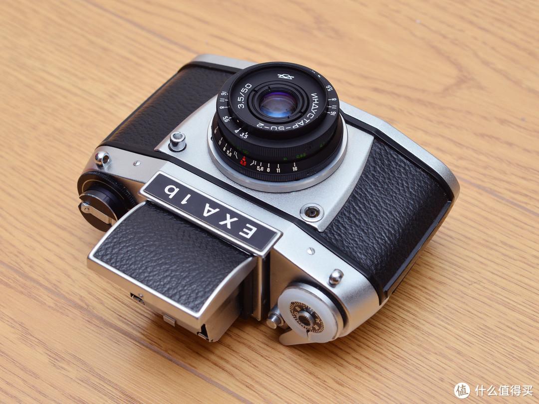 爱克山泰EXA1B相机