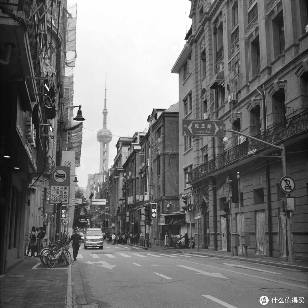上海牌黑白胶卷重现江湖