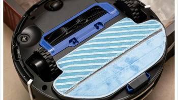 浦桑尼克扫地机器人M7 max使用体验(刷头|吸头|吸管|除尘刷|安装)