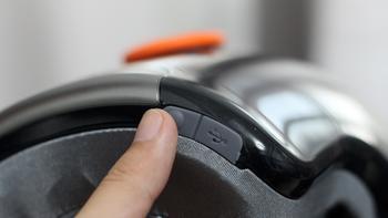倍轻松iDreamX智能声控头部按摩仪使用体验(APP|界面|按摩|颜值|喇叭)