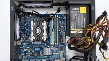 乔思伯UMX3机箱使用体验(出风口|电源风口|接口|硬盘笼|风扇)