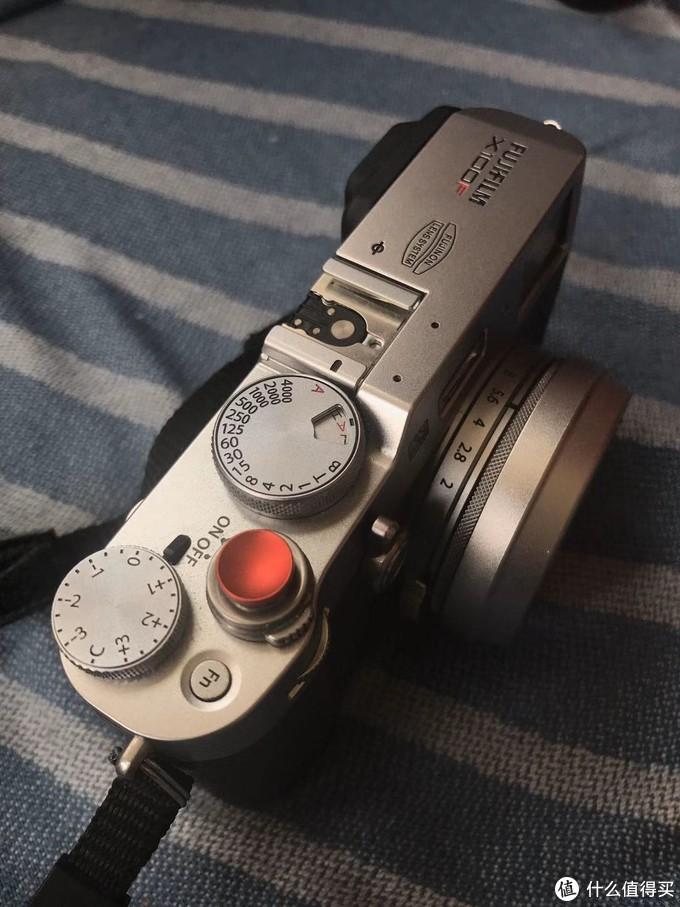 你可能需要一台颜值极高的相机——富士x100f